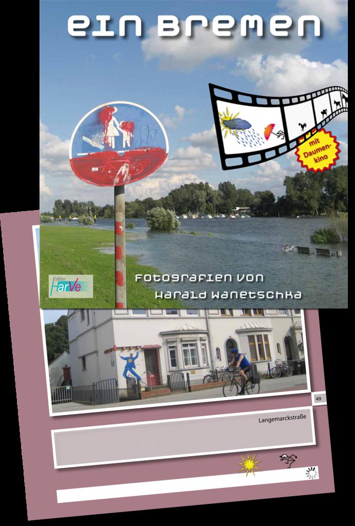 Bildband von Bremen
