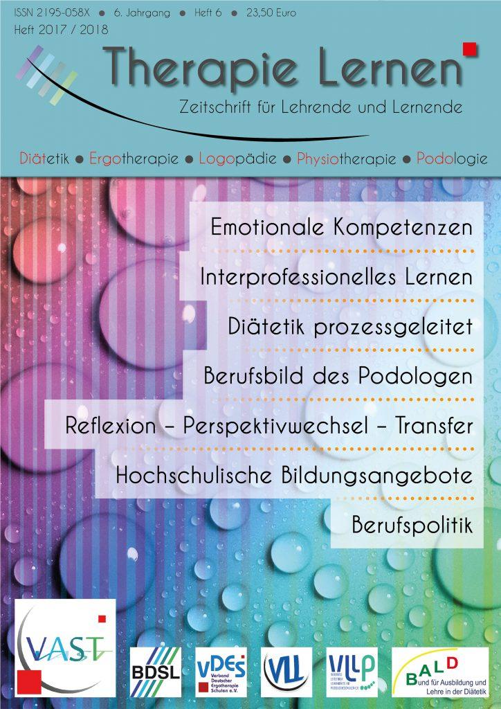 Zeitschrift Therapie Lernen