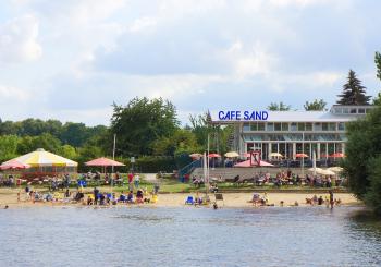 Cafe Sand Bremen Weser