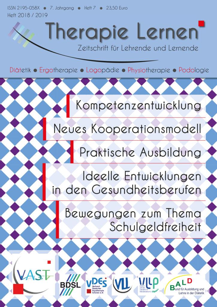 Fachzeitschrift Therapie Lernen