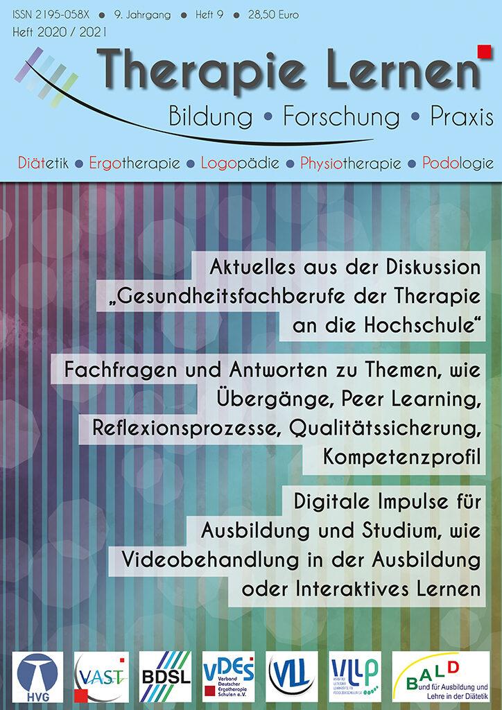 Therapie Lernen – Fachzeitschrift 2020-21