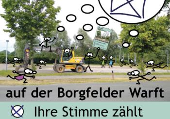 Plakat Borgfeld